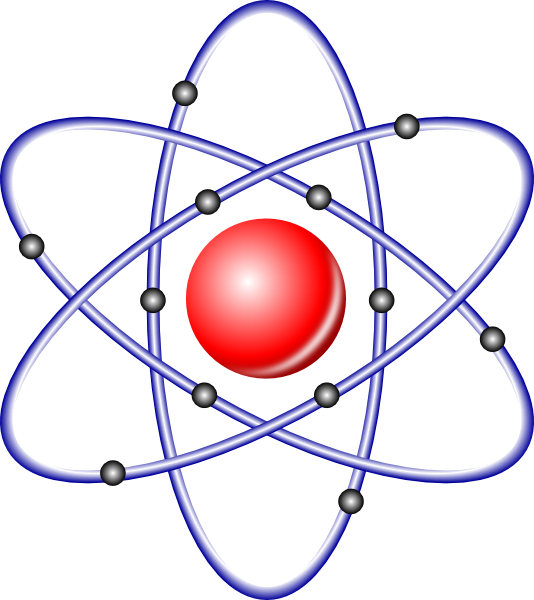 clipart atom - photo #1