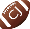 Cj Football Clip Art