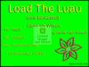 Load The Luau Clip Art