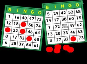 Pershing Bingo Clip Art at Clker.com - vector clip art online ...