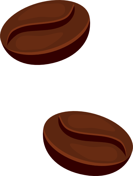 Coffee Beans Clip Art at Clker.com - vector clip art ...