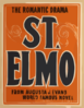 St. Elmo The Romantic Drama : From Augusta J. Evans World Famous Novel. Clip Art