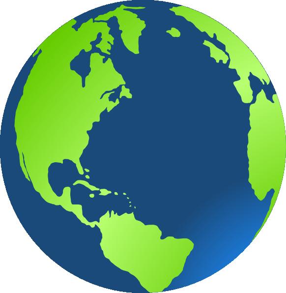 Earth Green Clip Art At Clker