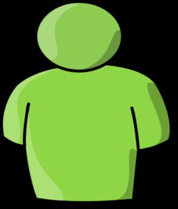 green person clip art at clker com vector clip art online royalty rh clker com clip art person screaming clip art person running