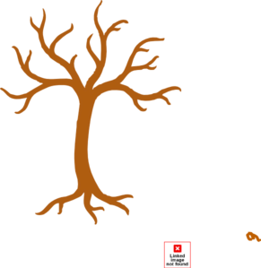 Tree No Leaves Clip Art