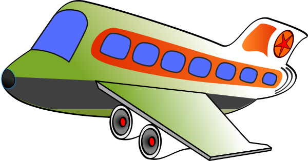 clipart of jet - photo #43