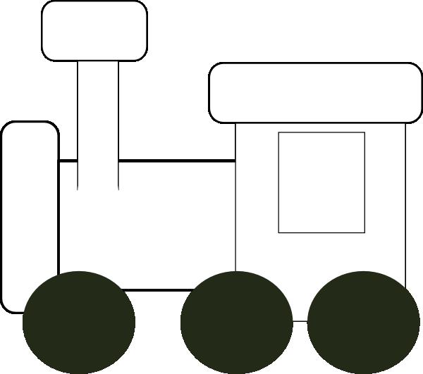 train engine clip art at clker com vector clip art online royalty