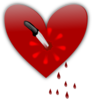 Broken Heart Clip Art