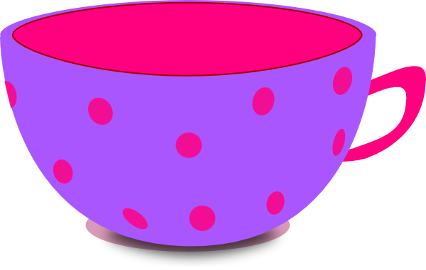 purple and green clip art at clker com vector clip art online  royalty free   public domain coffee mug clipart images coffee mug clip art silhouette
