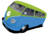 Vw Bus By Stxd S Clip Art
