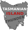 Island Thunder Design Clip Art