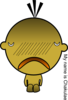 Chakulae Crying Clip Art