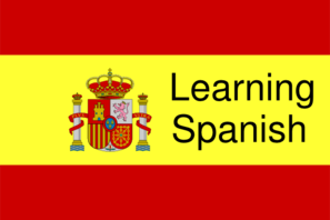 Learningspanish Clip Art
