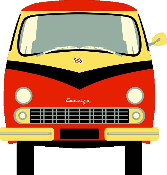 Van Clipart Minivan Clip Ar...