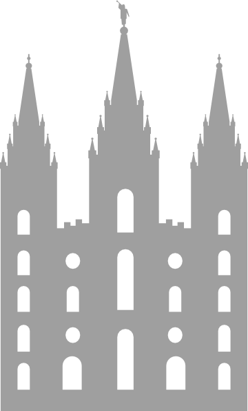 Lds Temple Clip Art At Clker Com Vector Clip Art Online Royalty