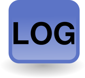 Log Icon Clip Art