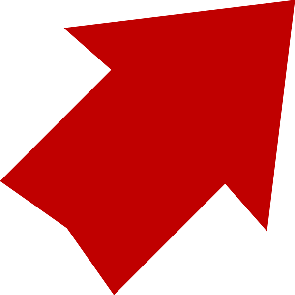 clipart red arrow - photo #29
