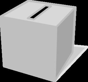 Voting Box Clip Art at Clker.com - vector clip art online ...