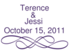 Terence & Jessi Clip Art