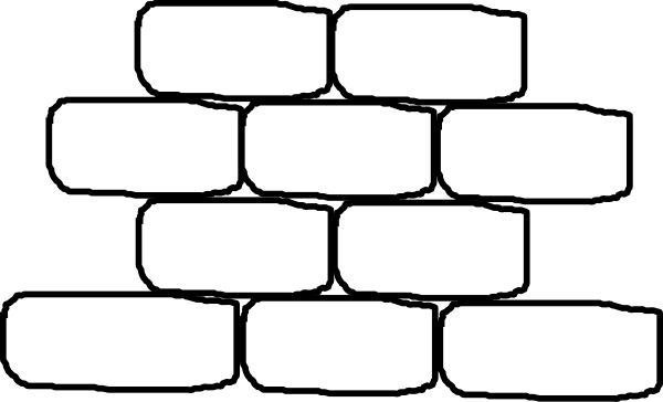 Brick Wall Clip Art At Clker.com