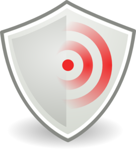 Network Wireless Encrypted Clip Art