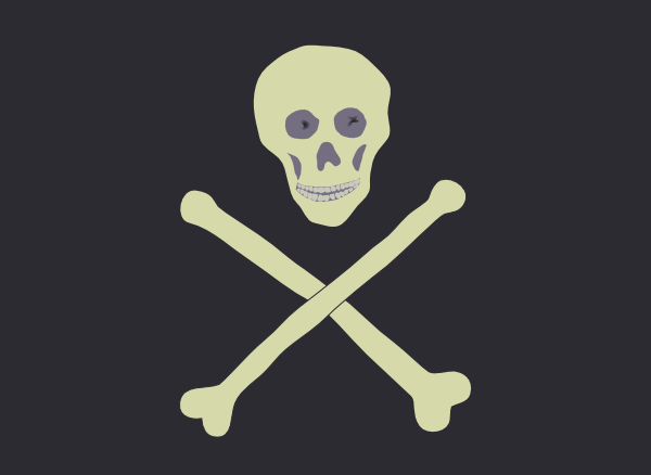clipart pirate flag - photo #27
