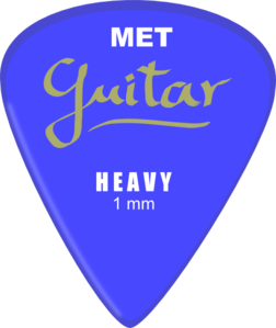 guitar pick clip art at clker com vector clip art online royalty
