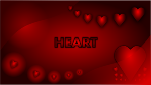 Valentine Heart Wallpaper Clip Art