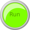 Run Push Button Clip Art