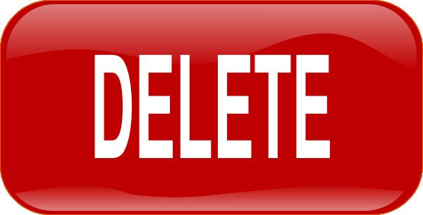 delete button image - photo #14