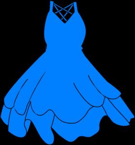 blue dress clip art at clker com vector clip art online royalty rh clker com clip art dress forms clip art dress pink