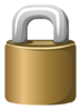Crown Game Lock Clip Art