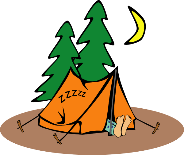 camping smaller clip art at clker com vector clip art online rh clker com clip art camping tent clip art camping and fishing
