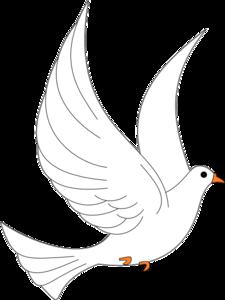 Dove Clip Art at Clker.com - vector clip art online ...