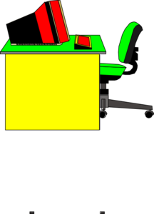 Ras Chair Clip Art