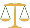 Scales Of Justice Clip Art