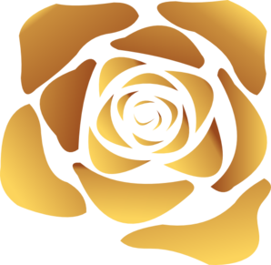 Withered Rose Clip Art