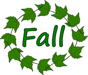 Fall Autumn Season Clip Art