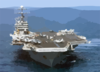 Uss Harry S Truman (cvn 75) Prepares To Engage In Flight Operations In Support Of Operation Iraqi Freedom Clip Art
