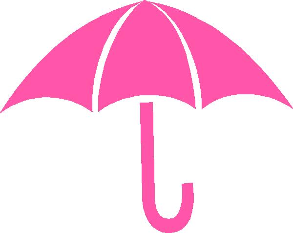 Pink Umbrella Clip Art Pink Umbrella 2...