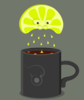 Angry Lime Clip Art