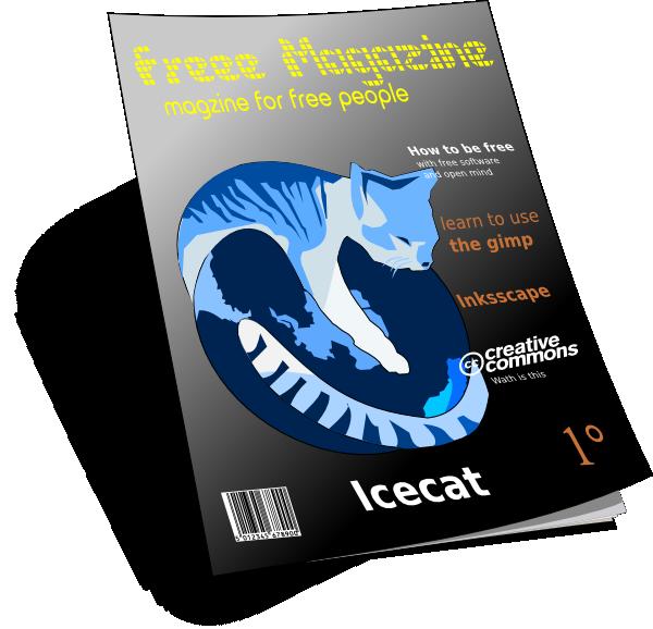 Magazine 3d Clip Art at Clker.com - vector clip art online ...