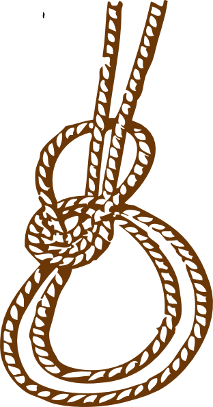 Western rope clipart