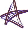 Five Point Star Clip Art