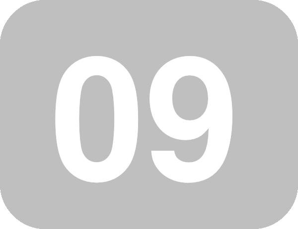 09 >> Numbers 09 Clip Art At Clker Com Vector Clip Art Online
