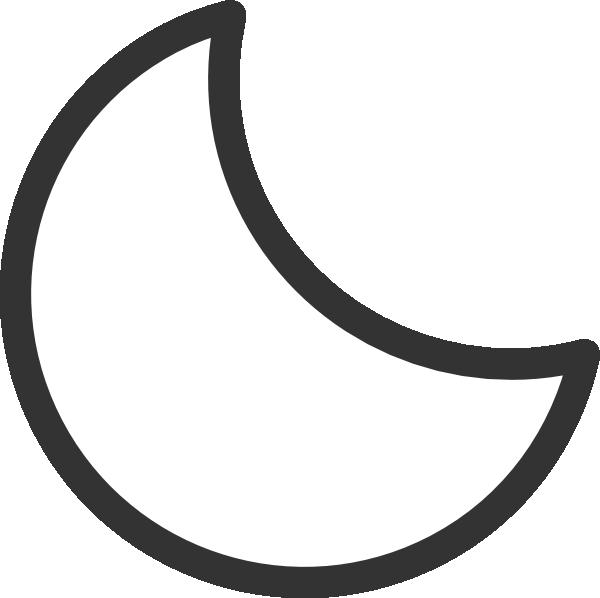 moon clip art at clker com vector clip art online royalty free rh clker com clipart of monkey clipart of sun