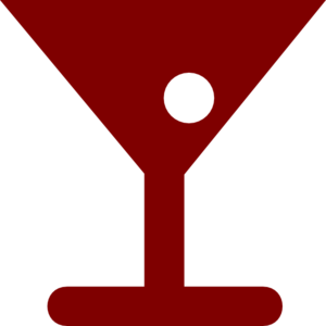 Cocktail Red Clip Art