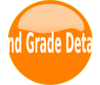 Orange Button Clip Art