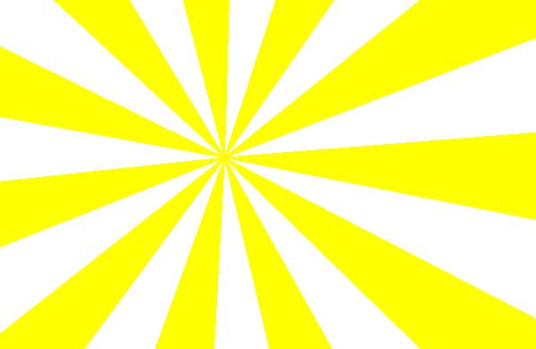 yellow rays vector - photo #4