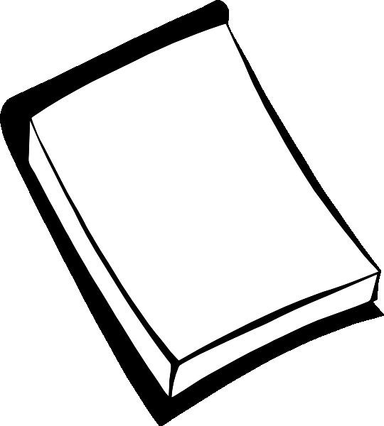 Pad Of Paper Clip Art at Clker.com - vector clip art ...